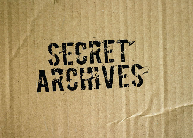 SECRET ARCHIVES - Luc Fierens - Benoit Piret - Thierry Tillier - BEN / SECRET VIDEO